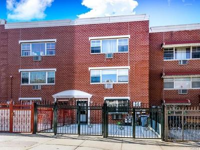 Bronx Multi Family 2-4 For Sale: 831 Bryant Avenue