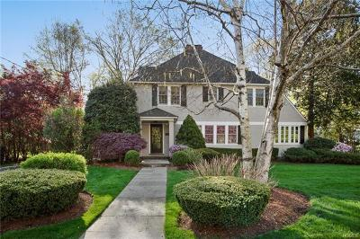 Bronxville Single Family Home For Sale: 98 Park Avenue