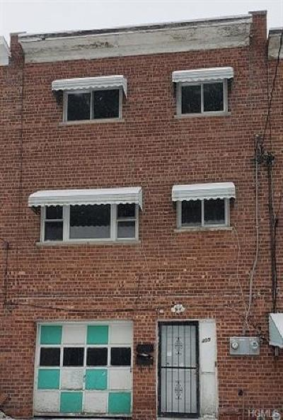 Westchester County Multi Family 2-4 For Sale: 409 South 3rd Avenue