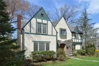 New Rochelle Single Family Home For Sale: 36 Ridge Road