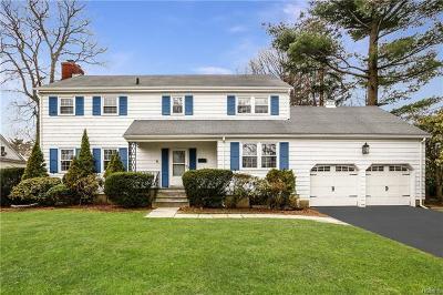 White Plains NY Single Family Home For Sale: $939,500