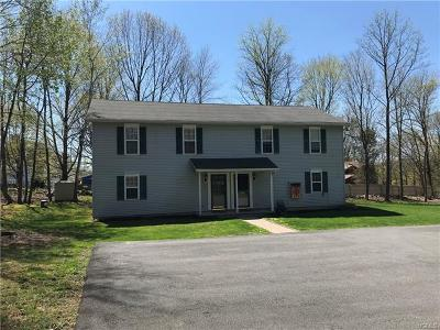 Dutchess County, Orange County, Sullivan County, Ulster County Multi Family 2-4 For Sale: 5 Langdon Lane