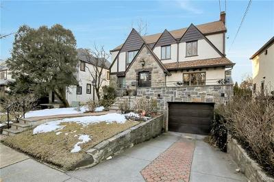 Mount Vernon Single Family Home For Sale: 100 Frederick Place
