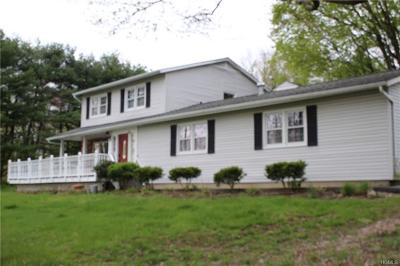 Campbell Hall Single Family Home For Sale: 21 Bull Road