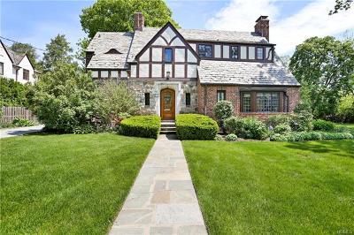 Larchmont Single Family Home For Sale: 15 Flint Avenue