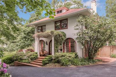 Bronxville Single Family Home For Sale: 132 Pondfield Road West