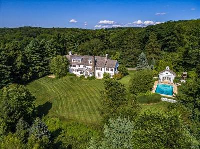 Chappaqua Single Family Home For Sale: 351 Whippoorwill Road