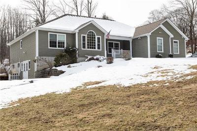 Marlboro Single Family Home For Sale: 348 Old Post Road
