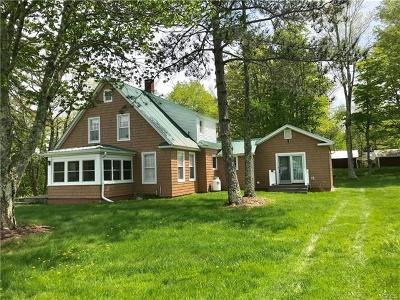 Single Family Home For Sale: 537 Hurd Road
