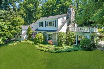 Chappaqua Single Family Home For Sale: 4 High Way