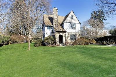 Westchester County Single Family Home For Sale: 7 Orchard Lane