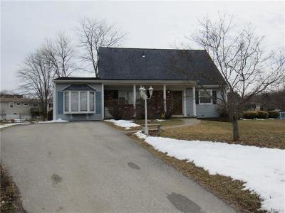 Goshen Single Family Home For Sale: 9 Evergreen Lane