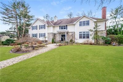 Scarsdale NY Single Family Home For Sale: $2,495,000