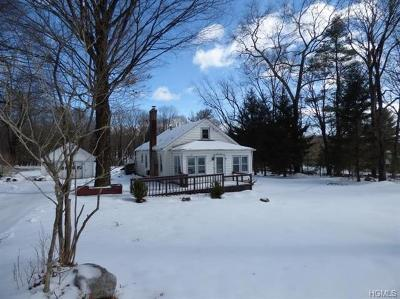 Pine Bush Single Family Home For Sale: 3740 State Route 52