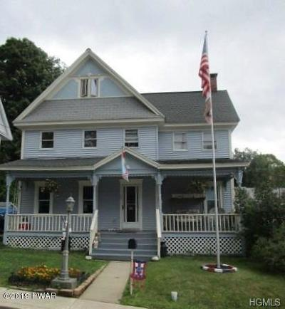 Delaware County Single Family Home For Sale: 40 Center Street