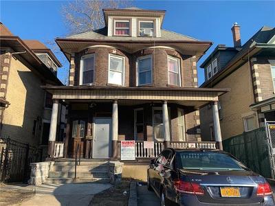 Bronx Multi Family 2-4 For Sale: 2194 University Boulevard