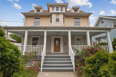 Mount Vernon Multi Family 2-4 For Sale: 354 Egmont Avenue