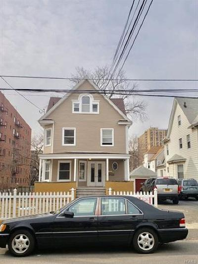 Westchester County Multi Family 2-4 For Sale: 12 Archer Avenue