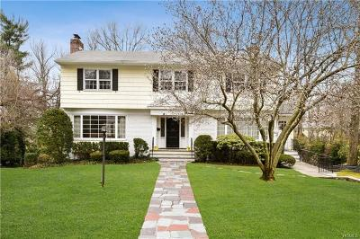 Scarsdale Single Family Home For Sale: 13 Kempster Road