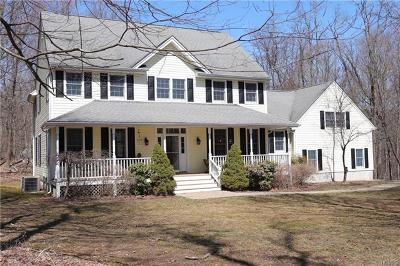 Putnam County Single Family Home For Sale: 20 Kramers Pond Road