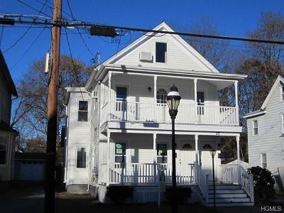 Dutchess County Rental For Rent: 25 Lagrange Avenue #A