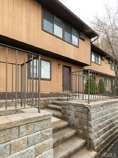 Dutchess County Condo/Townhouse For Sale: 806 Chelsea Cove South