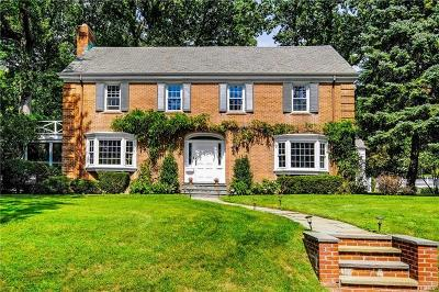 New Rochelle Single Family Home For Sale: 184 Barnard Road