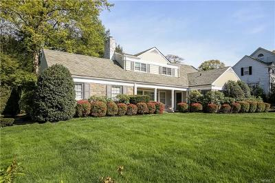 Scarsdale Single Family Home For Sale: 1 Axtell Drive