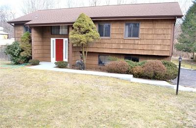 Single Family Home For Sale: 546 Saw Mill River Road