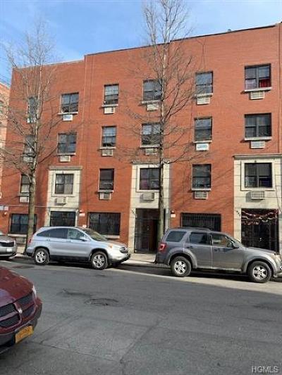 Bronx Multi Family 2-4 For Sale: 1986 Marmion Avenue