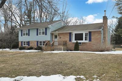 Dutchess County Single Family Home For Sale: 32 Monroe Drive