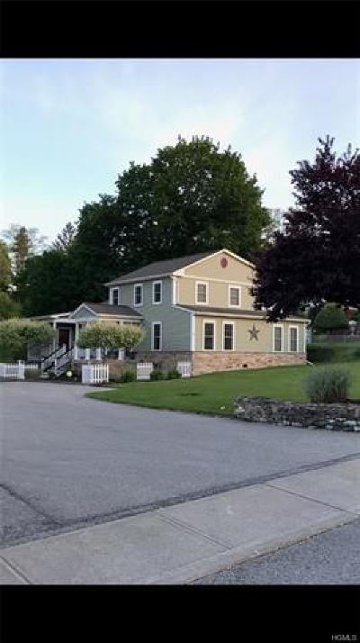 Dutchess County Single Family Home For Sale: 9 Church Street
