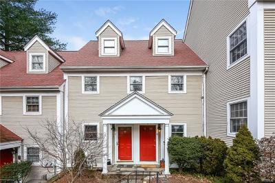 Chappaqua Condo/Townhouse For Sale: 14 Highland Avenue #D