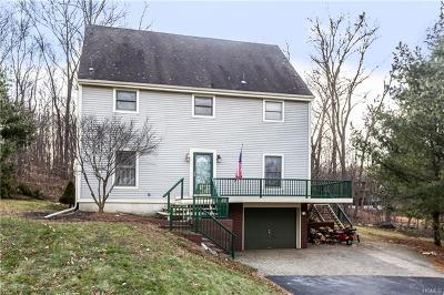 Washingtonville Single Family Home For Sale: 74 Horton Road