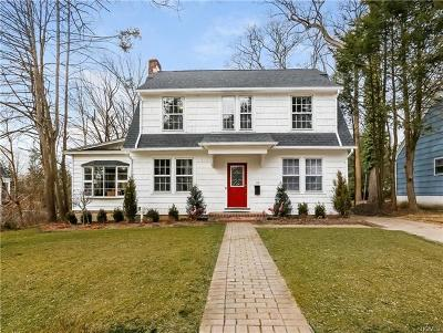 Westchester County Single Family Home For Sale: 19 Harwood Avenue