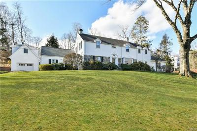 Chappaqua Single Family Home For Sale: 234 Millwood Road