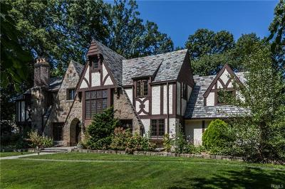 Bronxville Single Family Home For Sale: 63 Birch Brook Road