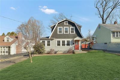 Rockland County Single Family Home For Sale: 3 James Street