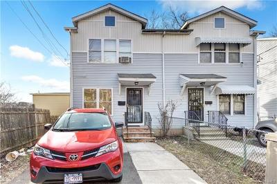 Yonkers Single Family Home For Sale: 221 Woodworth Avenue