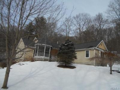 Dutchess County Single Family Home For Sale: 33 Knob Hill Road
