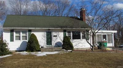 Dutchess County Single Family Home For Sale: 40 Seitz Terrace