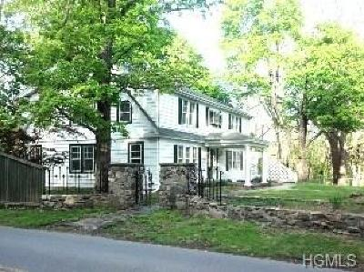 Chester Single Family Home For Sale: 358 Bull Mill Road