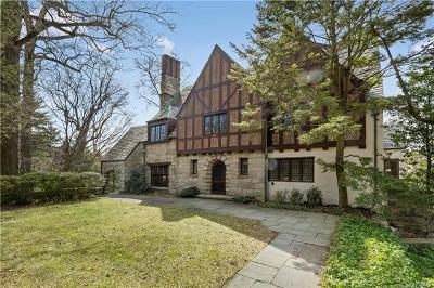 Scarsdale Single Family Home For Sale: 26 Hadden Road