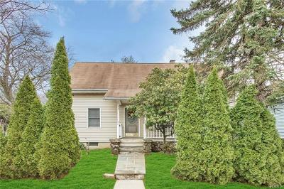 Westchester County Single Family Home For Sale: 22 Pearl Avenue