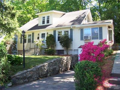 Hawthorne NY Single Family Home For Sale: $495,000