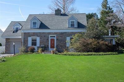 Westchester County Single Family Home For Sale: 25 Carrigan Avenue