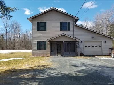 Single Family Home For Sale: 6320 State Route 52