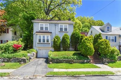 Westchester County Single Family Home For Sale: 256 Sedgwick Avenue