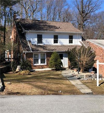 Westchester County Multi Family 2-4 For Sale: 3 Intervale Avenue