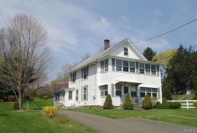 Dutchess County, Orange County, Sullivan County, Ulster County Rental For Rent: 24 Elm Street #A